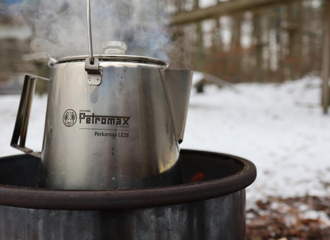 Petromax Perkolator LE28